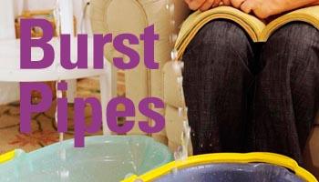 burst pipe insurance claim
