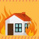 Commercial fire insurance claims